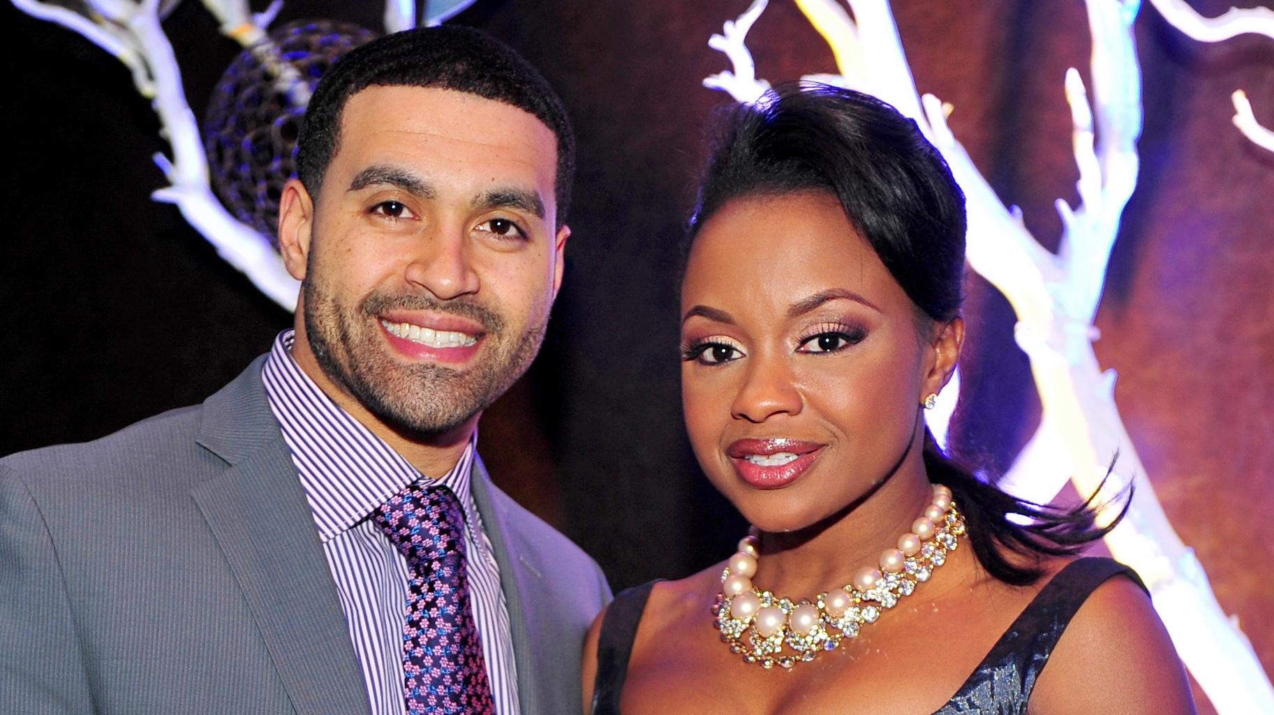 Phaedra Parks Not Surprised Apollo Nida Was Rearrested And Hasn't Heard From Him Since: 'I Can't Make Him Be What He Doesn't Want To Be'