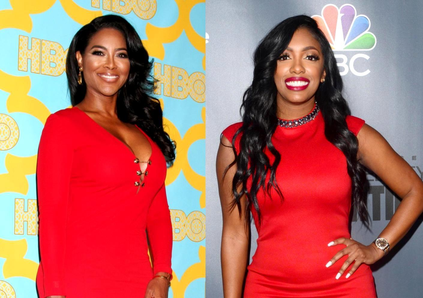 Porsha Williams Says She Relates To Tyra Banks Feud With Naomi Campbell Because It Happened With Kenya Moore: 'When It Turned To Years Of Us Not Liking Each Other -- It Was Hard!'