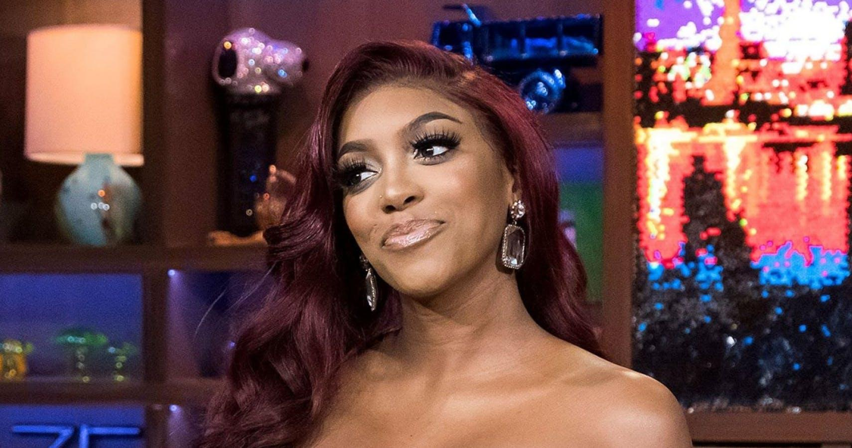 Porsha Williams Shows Off Her Perfect Post-Pregnancy Body And Reveals Her Secret!