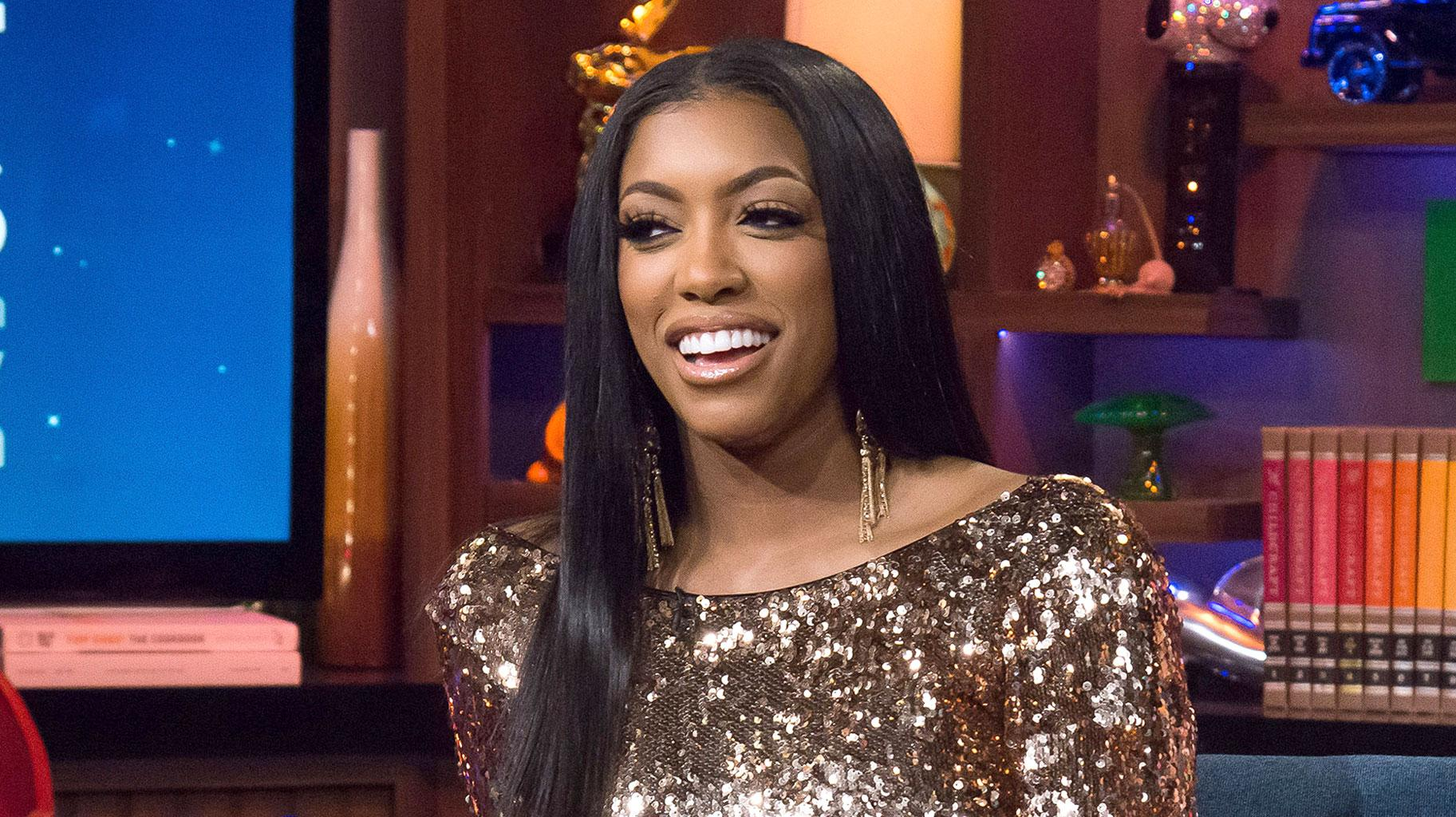 Porsha Williams Shares A Throwback Photo Since She Was A Baby And Fans Are Shocked By The Resemblance With Her Daughter, Pilar Jhena