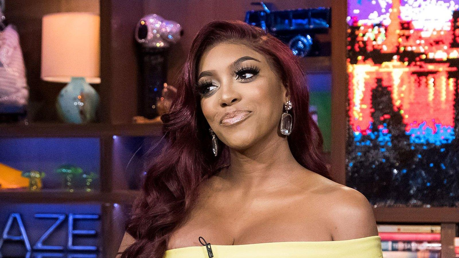 Porsha Williams Has A Cryptic Message For Her Fans - Let The Speculation Begin