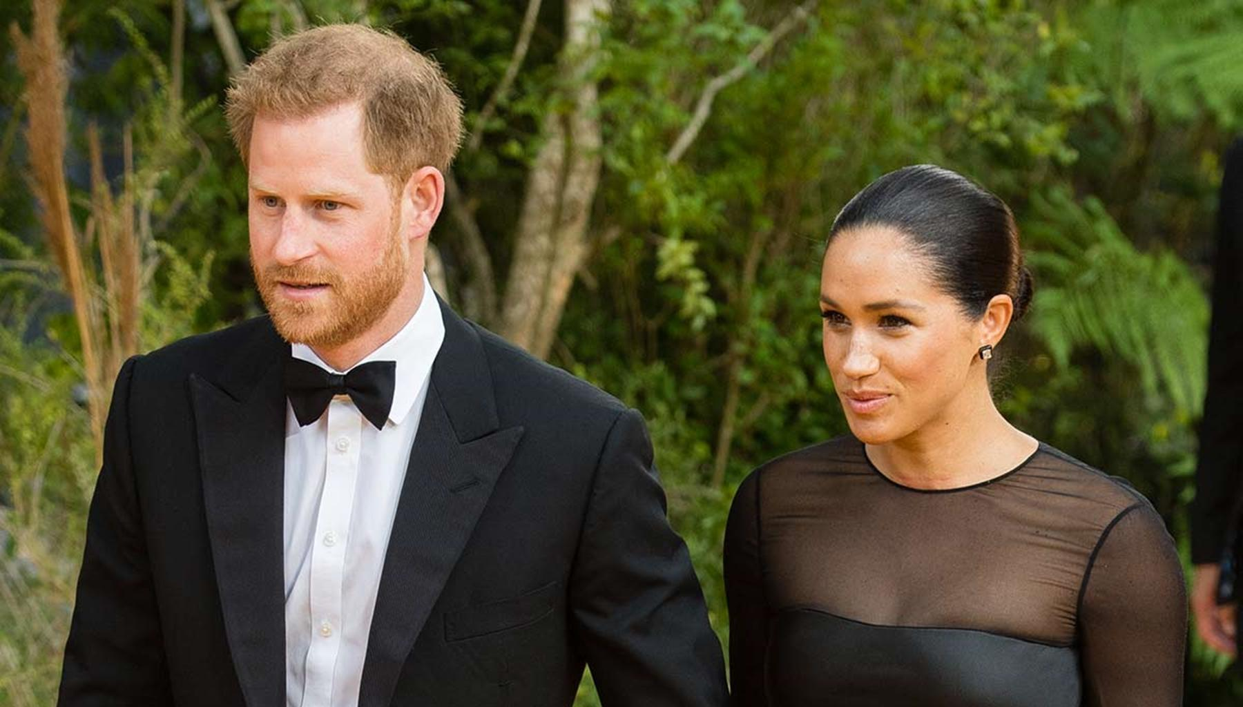 Meghan Markle And Prince Harry Are Slammed For Writing What Critics Call A Disrespectful Message For Prince George's Birthday