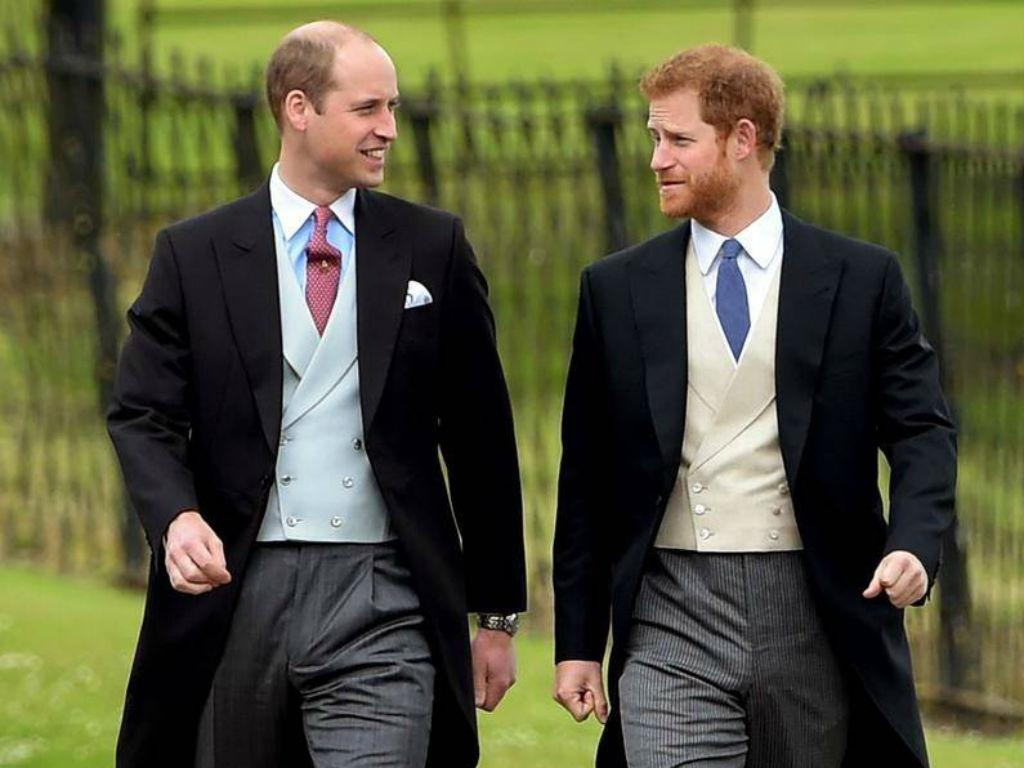 Prince William Reportedly Has Thoughts On Meghan Markle And Prince Harry Keeping Archie 'Out Of The Spotlight'