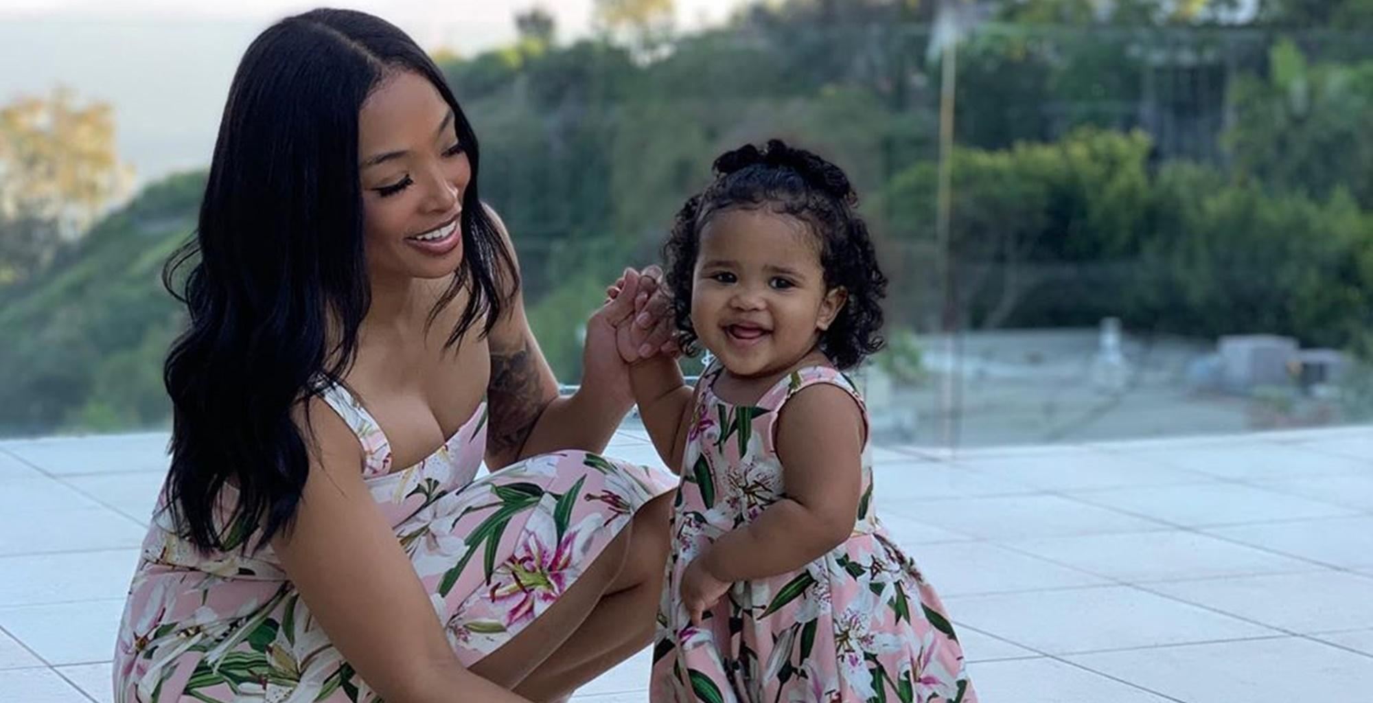 Ray J's Wife, Princess Love, And Daughter Melody Norwood Appear In Their First Ad Together -- The Baby Genius Stole The Show With Her Talent In The Cute Video