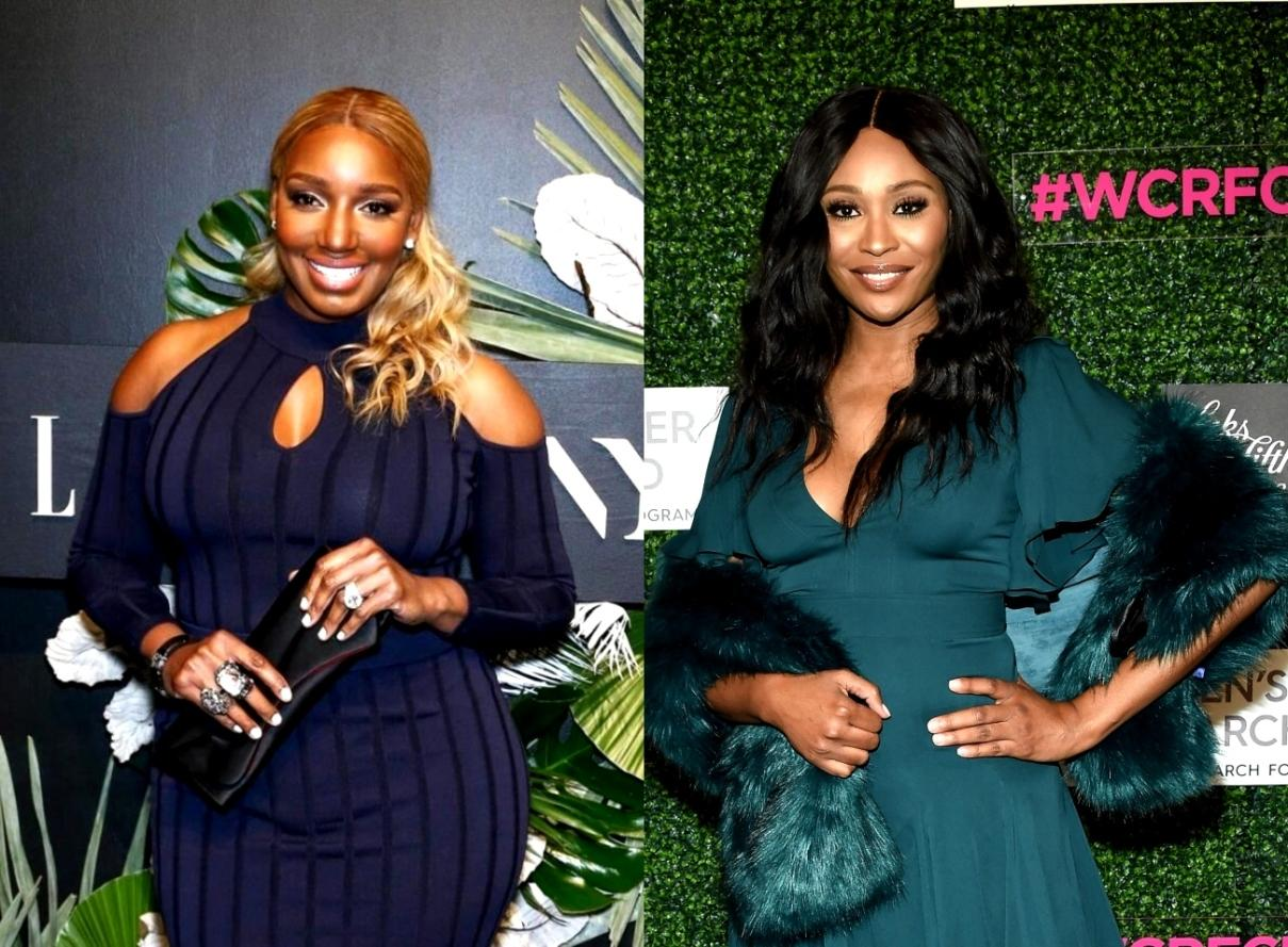 NeNe Leakes Slams Report She 'Exploded' Over Cynthia Bailey Getting Engaged!