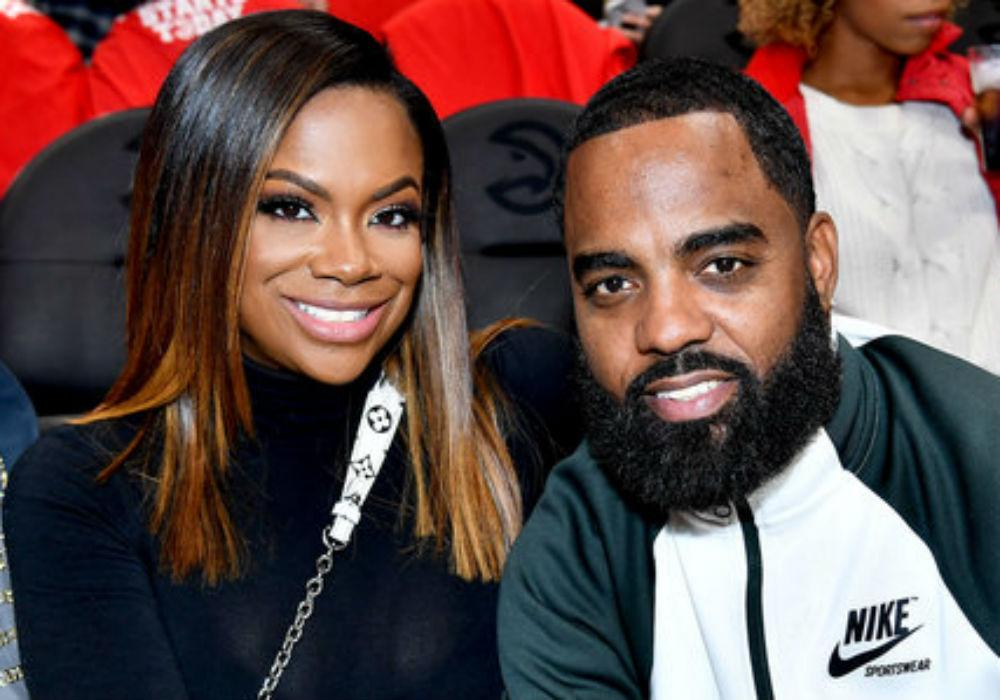RHOA Stars Kandi Burruss And Todd Tucker Take Separate Vacations With Their Kids