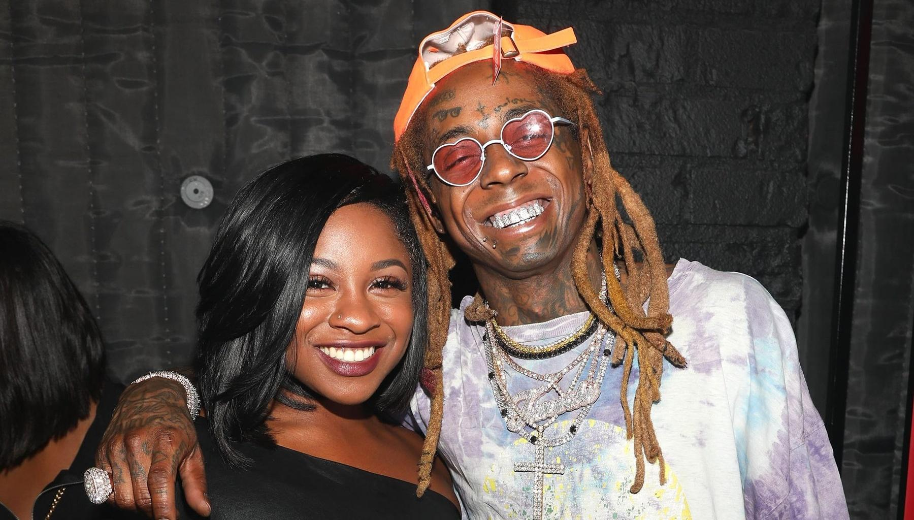 Lil Wayne's Daughter, Reginae Carter, Shares Video Of Rapper Killing It On Stage And Calls Out Her Little Brothers, Neal Carter And Dwayne Carter III, For Not Doing Their Jobs