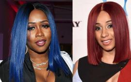 Remy Ma Says Her Daughter Will Definitely Get A Playdate With Cardi B's Kulture Kiari