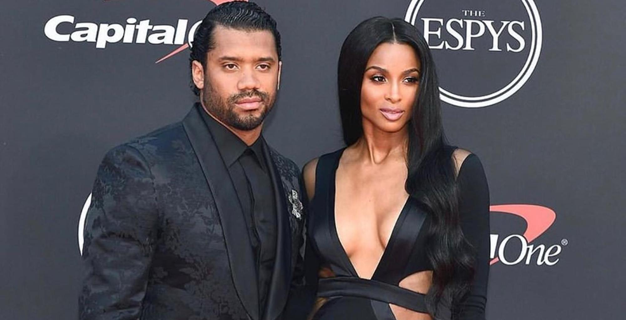 Ciara Has Sweet Dance Competition With Her Children, Future And Sienna -- Should Russell Wilson Put Out His Own Video?