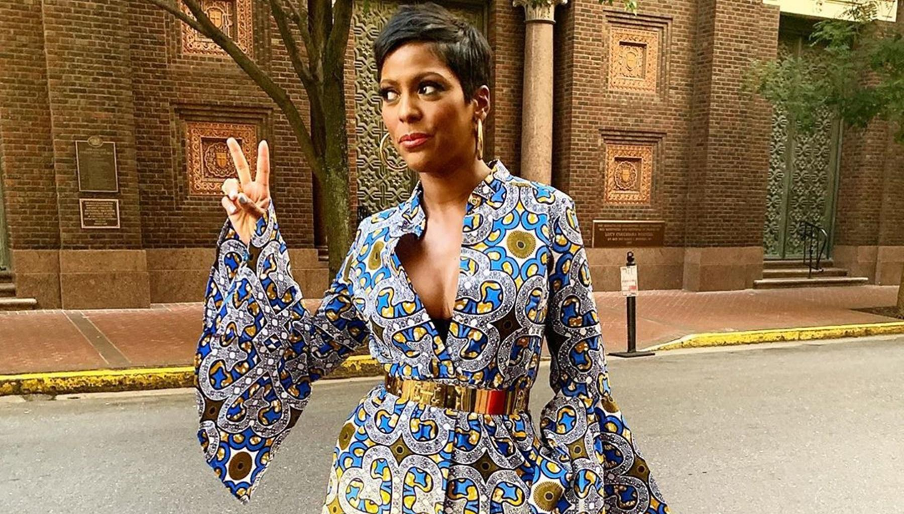 Tamron Hall Gets Bashed For Comparing Herself To Marilyn Monroe In This Photo, But There Is So Much More Behind The Story