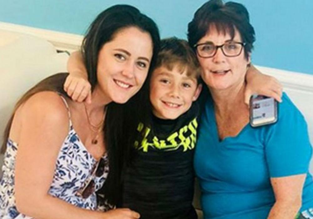 Teen Mom Star Jenelle Evans' Mother Barbara Is 'Sick' Over The Fact That The Kids Will Be Back With David Eason