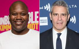 Tituss Burgess Defends Eddie Murphy After Andy Cohen Diss