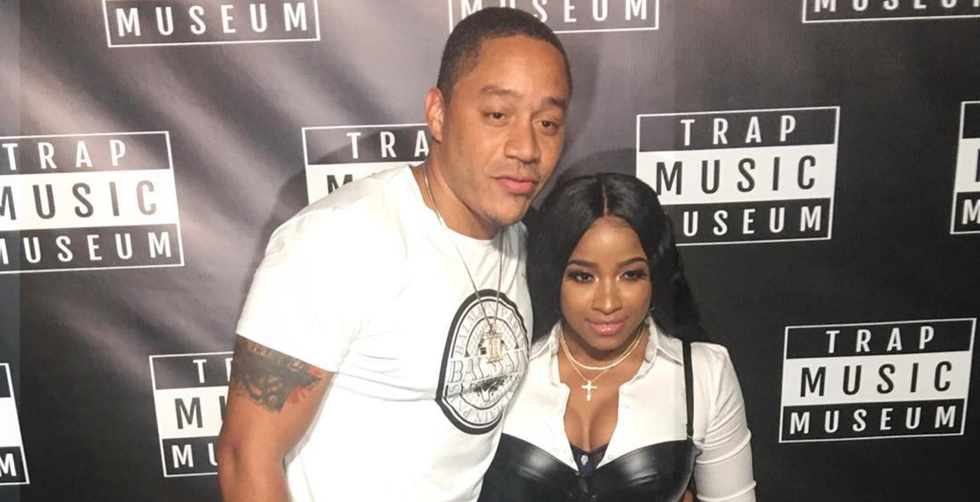 Robert Rushing Makes Fun Of Toya Wright For Her Refusal To Get Married - People Beg Toya To Accept His Proposal Already