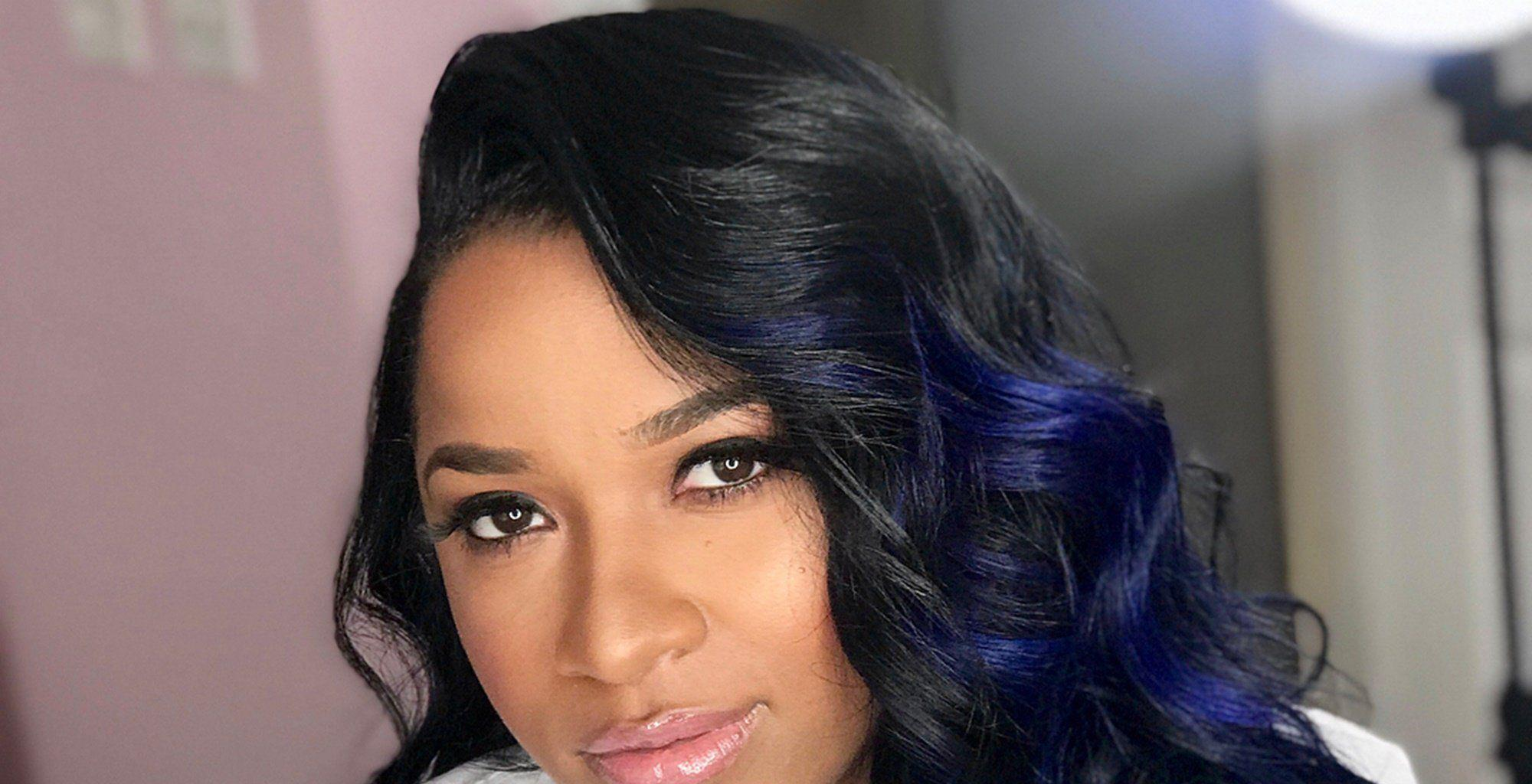 Toya Wright Loves The Woman She's Becoming - Fans Are Gushing Over Her Jaw-Dropping Photo