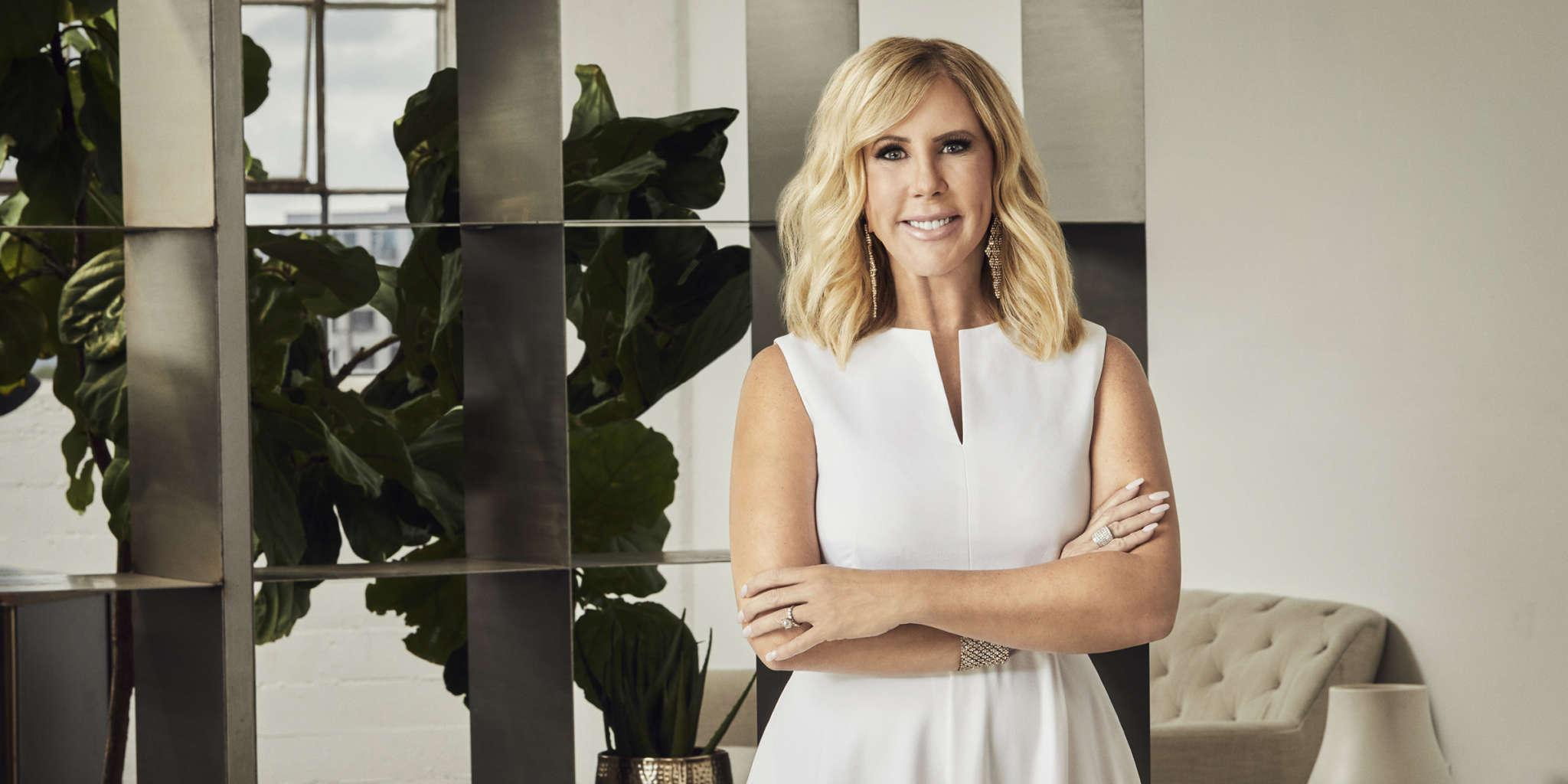 Vicki Gunvalson 'Sad And Disappointed' She's Been Demoted To A 'Friend' Of The Housewives