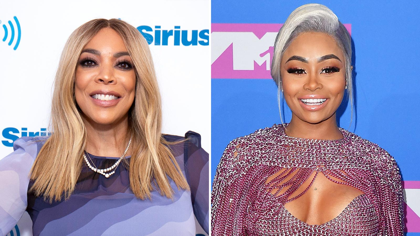 Wendy Williams Gushes Over Her Incredible Birthday Bash Alongside Blac Chyna!
