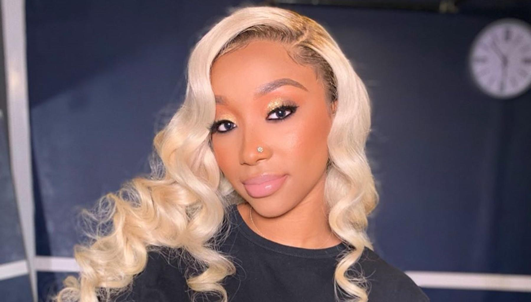 Zonnique Pullins Shows Off A New Item From Her Line With Luxe Kills - Tiny Harris And T.I. Support Her