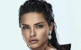 Adriana Lima Sparkles In New Chopard Campaign