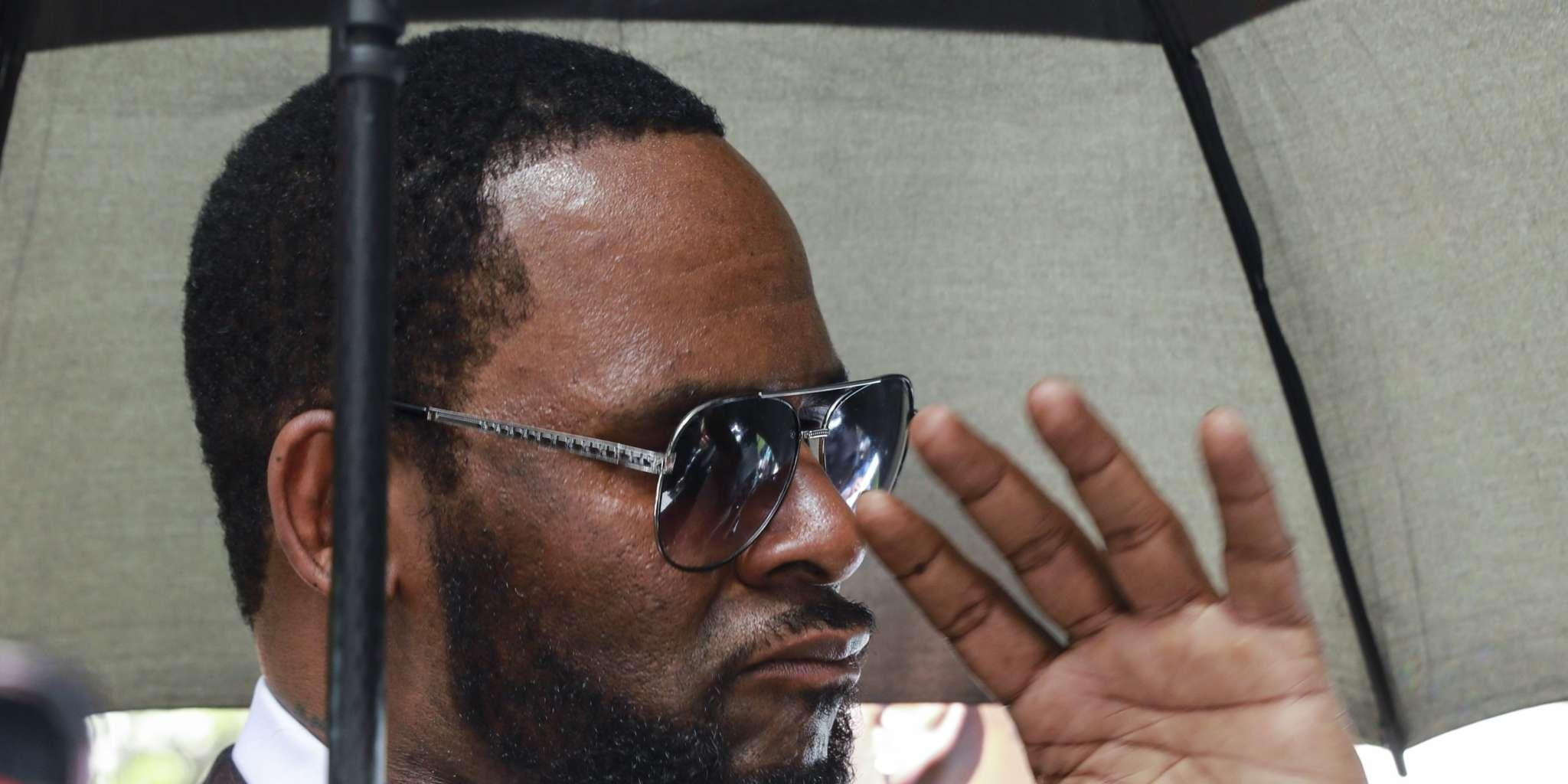 Lifetime Builds On Their 'Surviving R. Kelly' Series - A New Follow-Up Is Announced - People Believe Kelly Is Being Pushed To Suicide