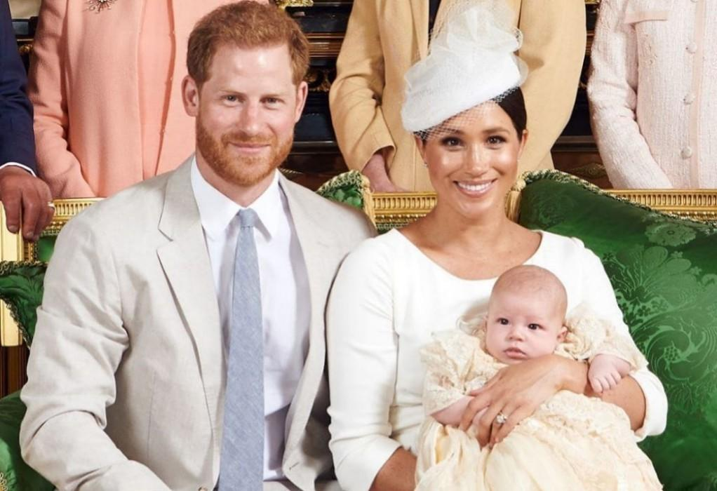 New Photos Of Royal Baby Archie With Prince Harry And Meghan Markle Go Viral — See His Adorable Face