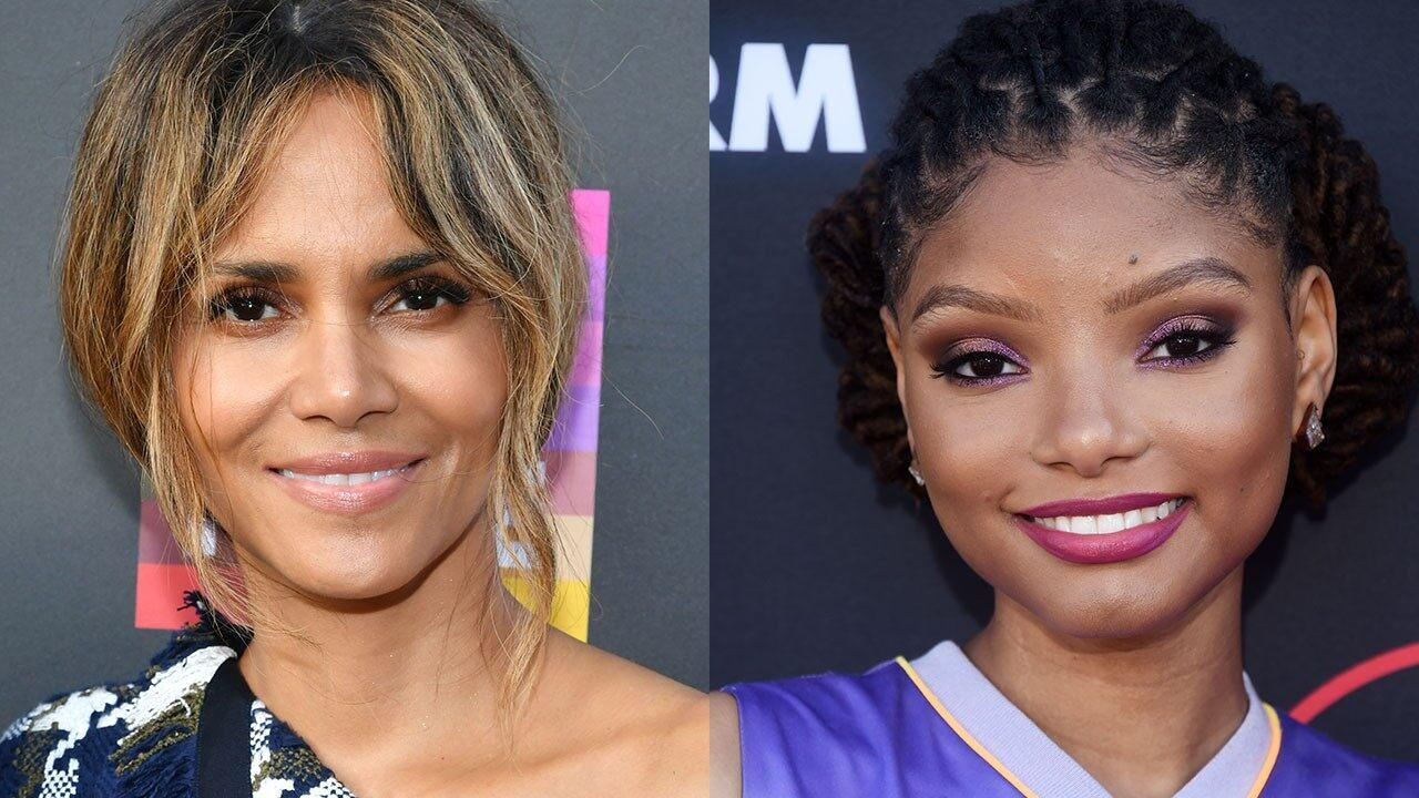 Halle Berry Celebrates Halle Bailey's Casting As Ariel In The 'Little Mermaid' Remake After Hilarious Confusion Online Over Their Names