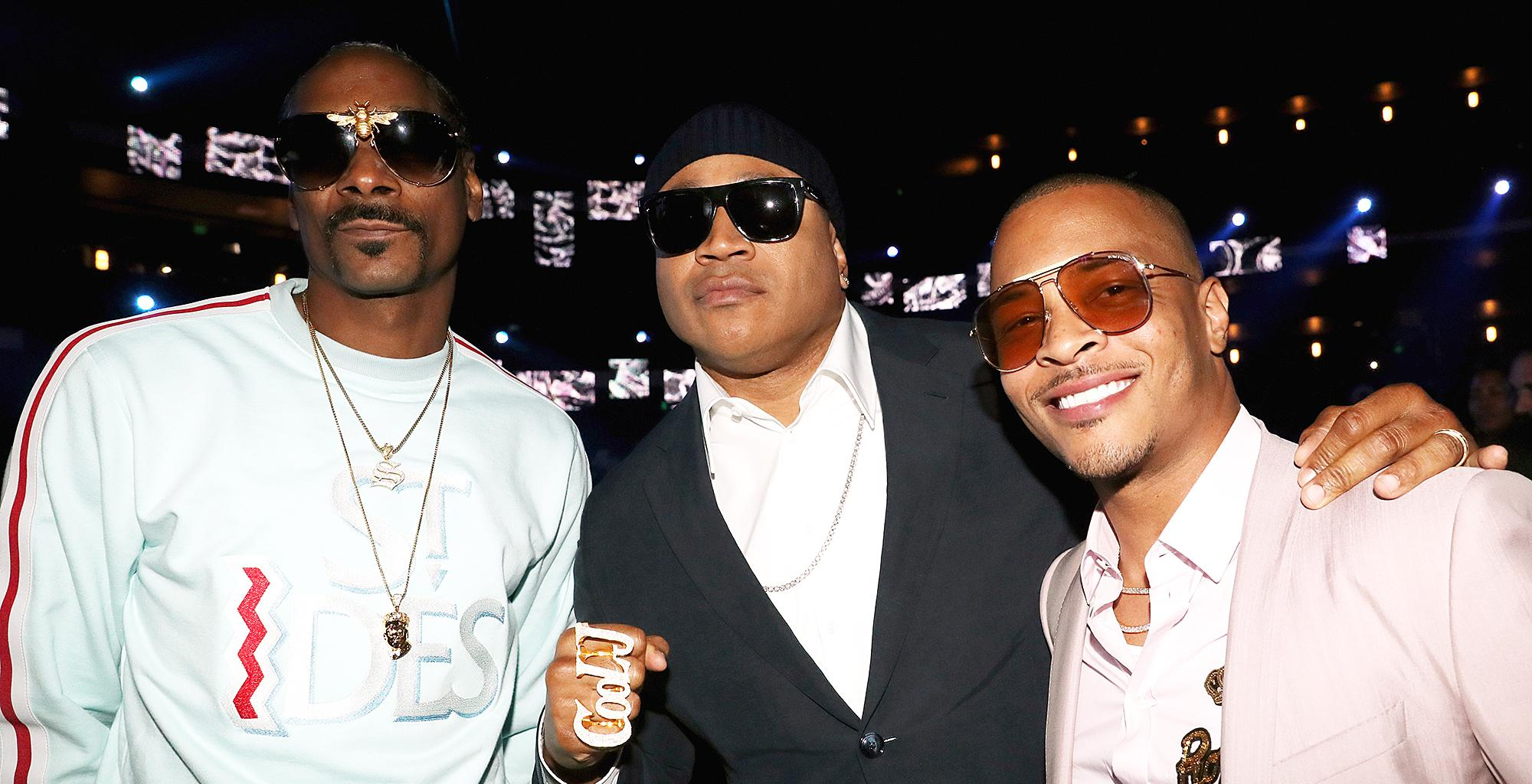 T.I. Praises His Son, Domani Harris And Snoop Dogg Is Right Here For It - Watch The Video