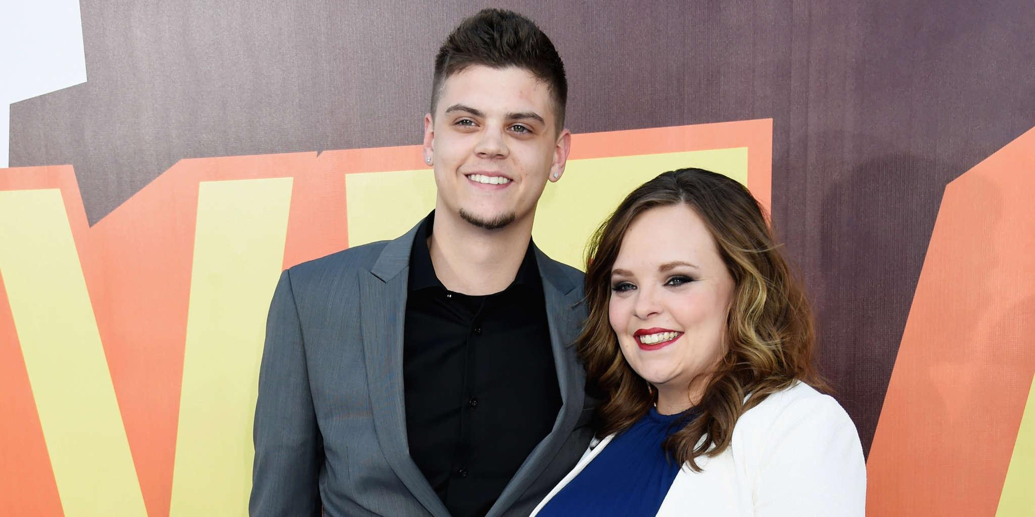 Tyler Baltierra Posts Sweet Pic Of A Sleeping Catelynn Lowell And Writes Romantic Caption
