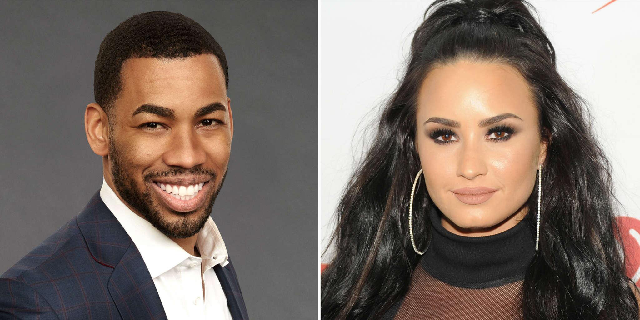 Demi Lovato Fans Pleading With Bachelorette Star Mike Johnson To Wife Her After She Expressed Interest In Him!