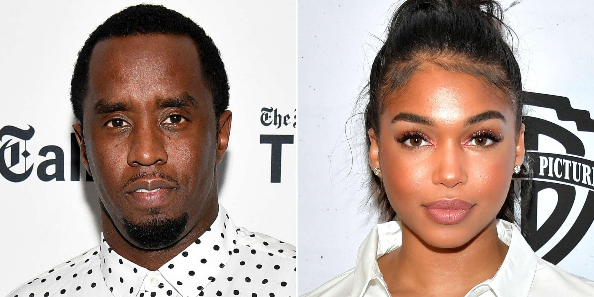 Diddy Spends Time With Lori Harvey - She Reportedly Helps Him Following Kim Porter's Death