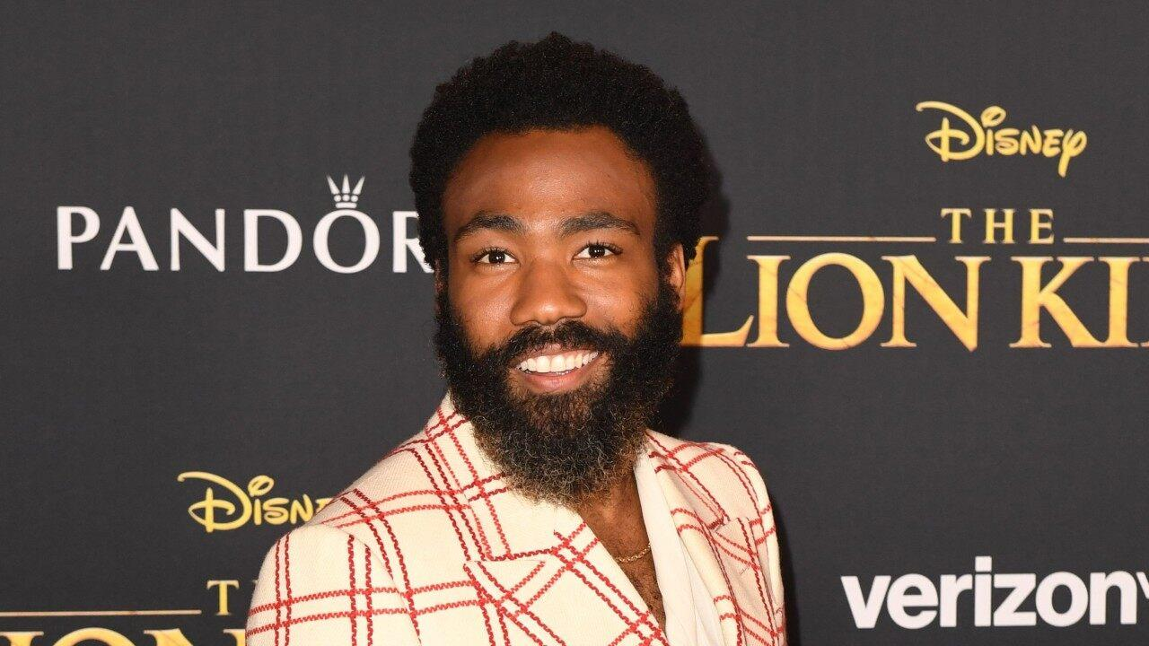 Donald Glover Reveals His Oldest Son Wanted To See 'Lion King' Because Beyonce Is In It!