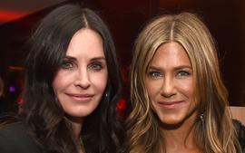Jennifer Aniston And Courteney Cox Reunite Again And Fans Hope 'Friends' Will Have A Revival!