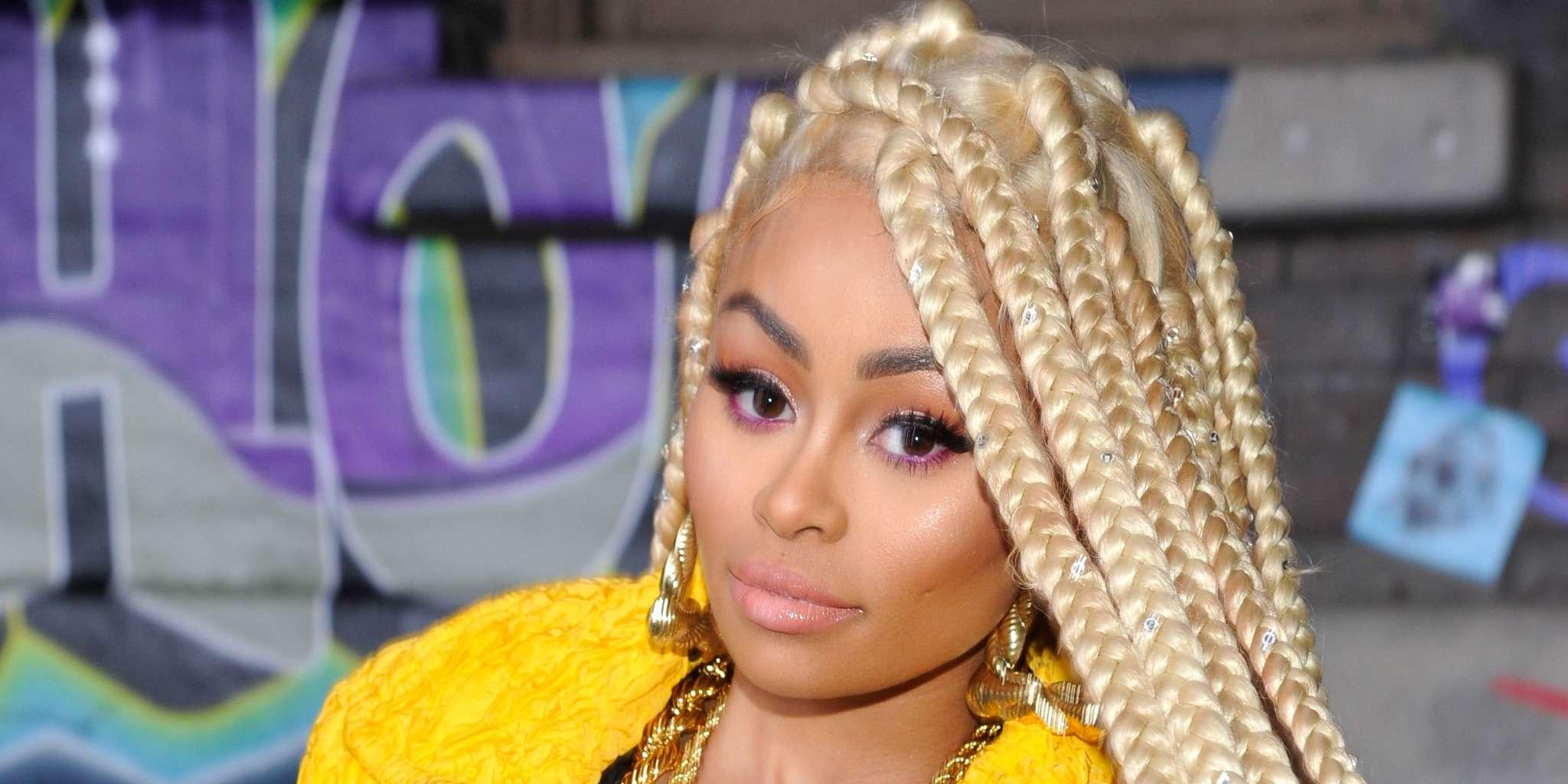Blac Chyna Is Grateful To Her Fans For Making Her Docu-Series The No.1 Show On The Zeus Network