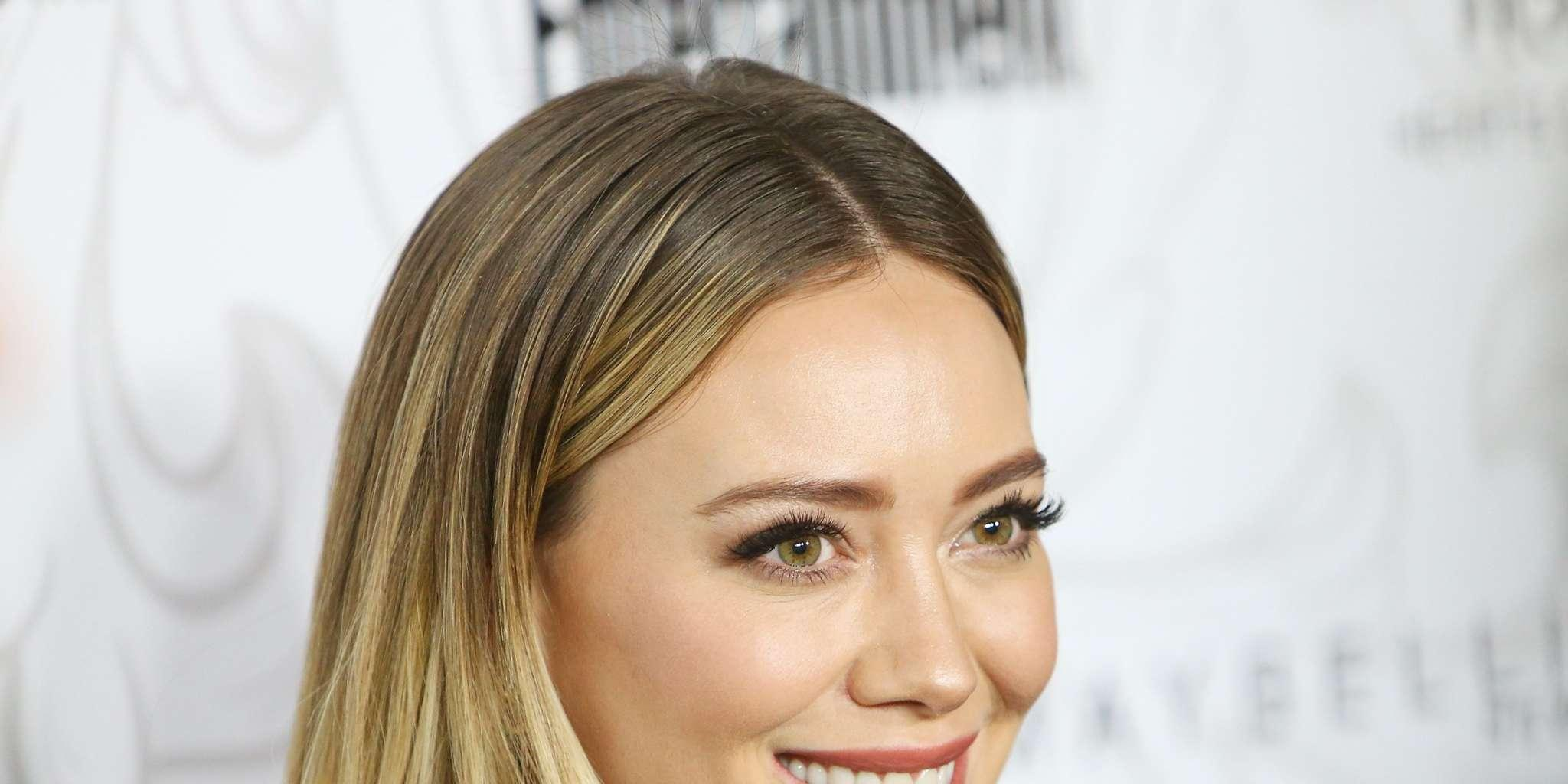 Hilary Duff Mom-Shamed For Piercing Daughter's Ears At Just 8 Months Of Age!