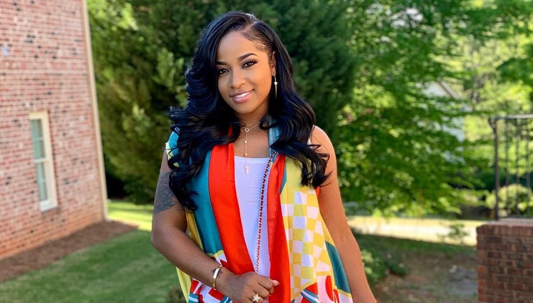 Toya Wright Spoke On Purpose And Peace On The Walmart Stage