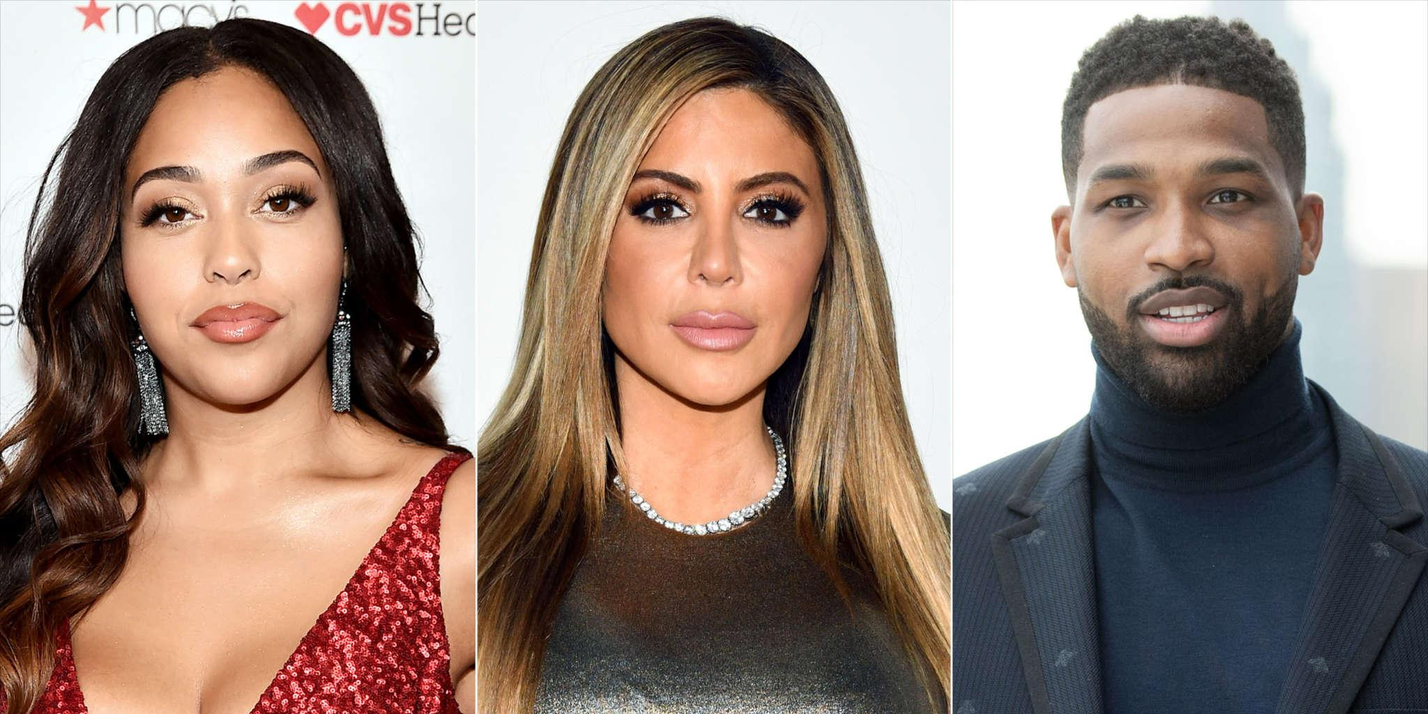 Larsa Pippen Says Jordyn Woods And Tristan Thompson Flirted Before The Cheating Drama As Well