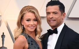 Kelly Ripa Claps Back At Troll Accusing Husband Mark Consuelos Of Spending Way Too Little Time With Their Kids