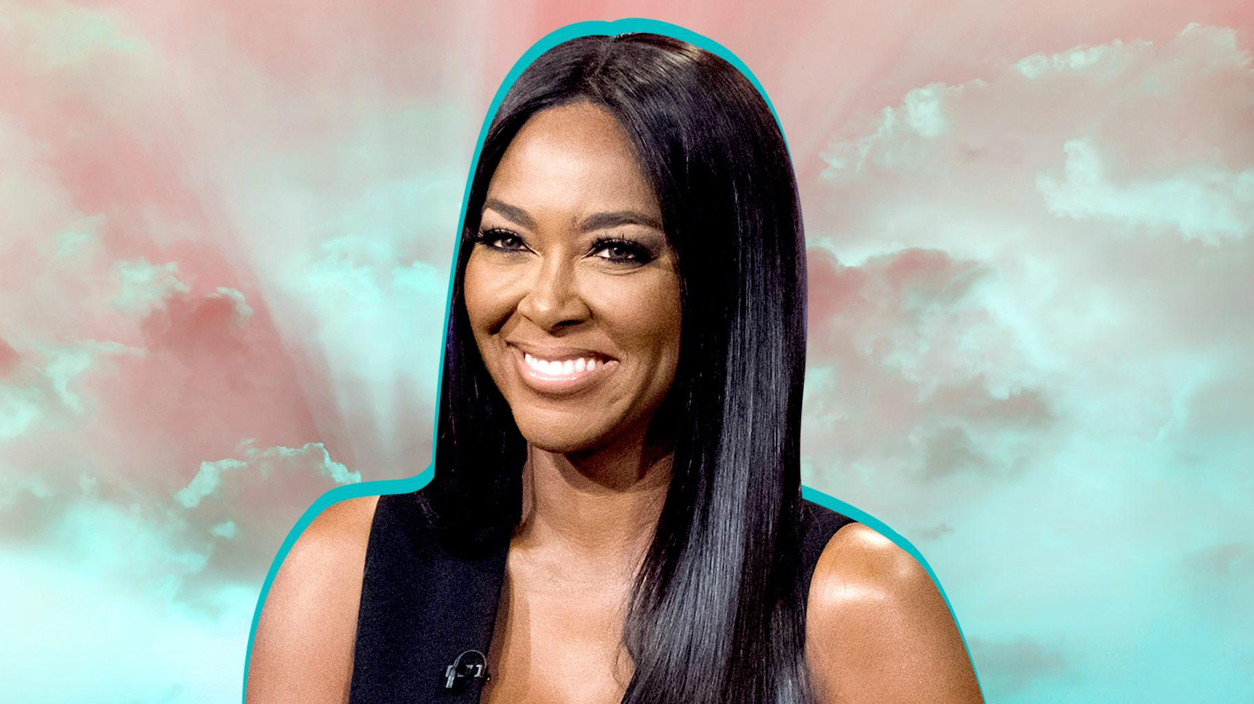 Kenya Moore Shares A New Video With Baby Brooklyn Crawling Around For Her 'New Mission'