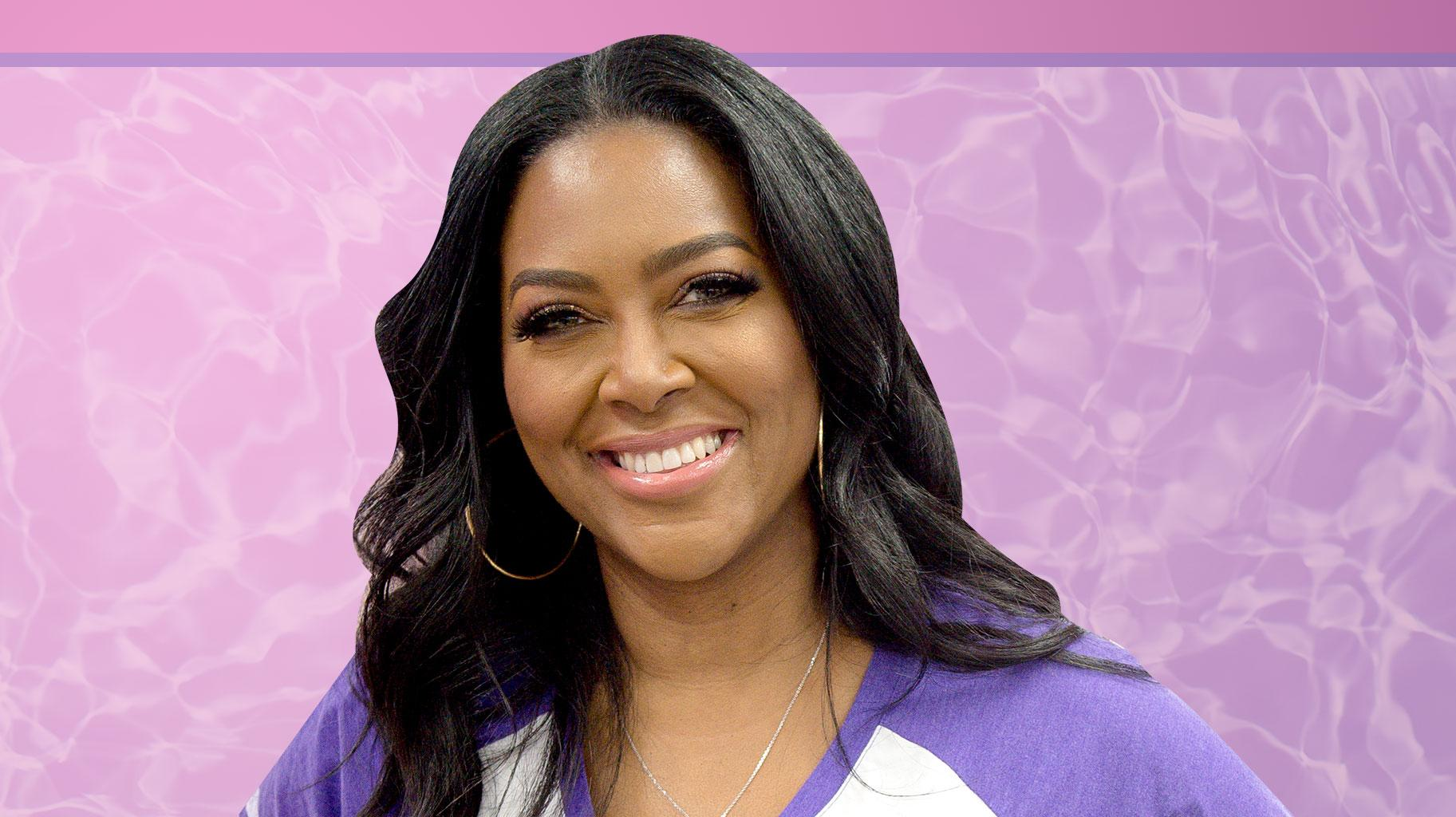 Kenya Moore Is Announcing Her Partnership With Sally Beauty