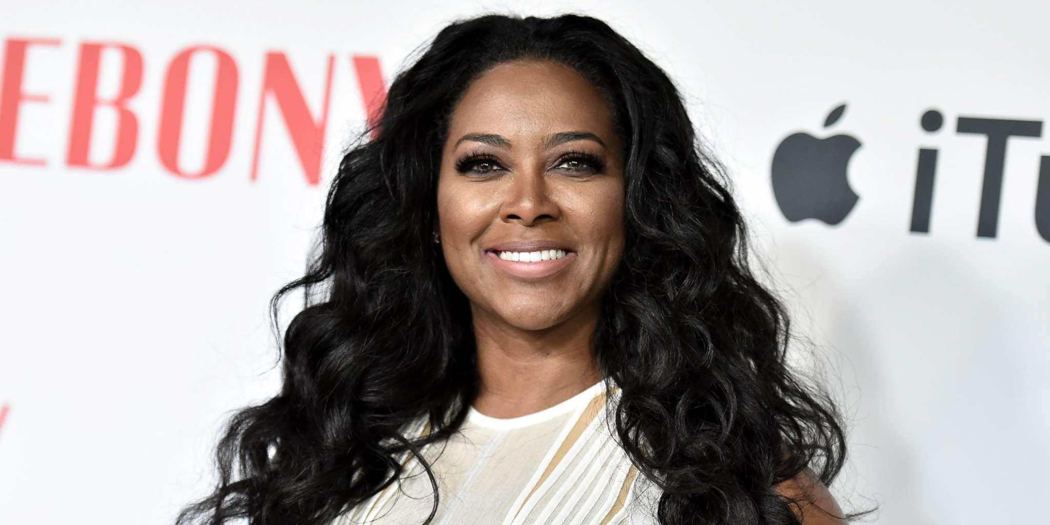 Kenya Moore's Fans Are Amazed By How 'Polished And Fly' She Looks In Her Alexander McQueen Outfit: 'You Look Like A Well-Kept Wife'