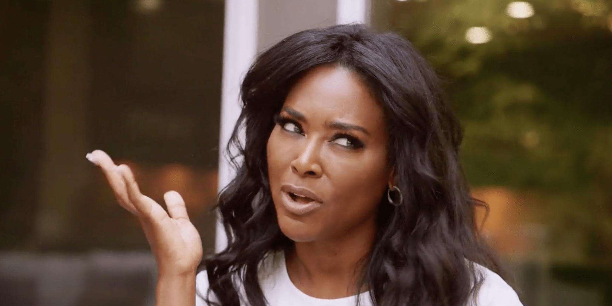 Kenya Moore's Latest Photo Has Fans Praising Her Jaw-Dropping Beauty