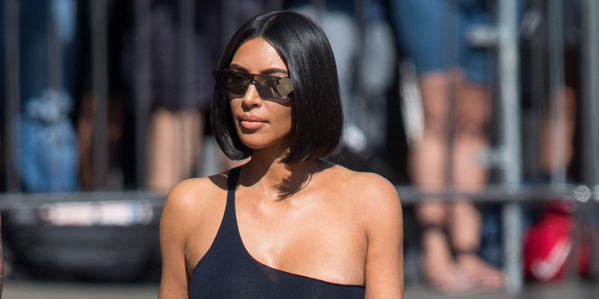 Some People Believe That Kim Kardashian Changing The Name Of Her Shapewear Line 'Kimono' Was Planned From The Very Beginning