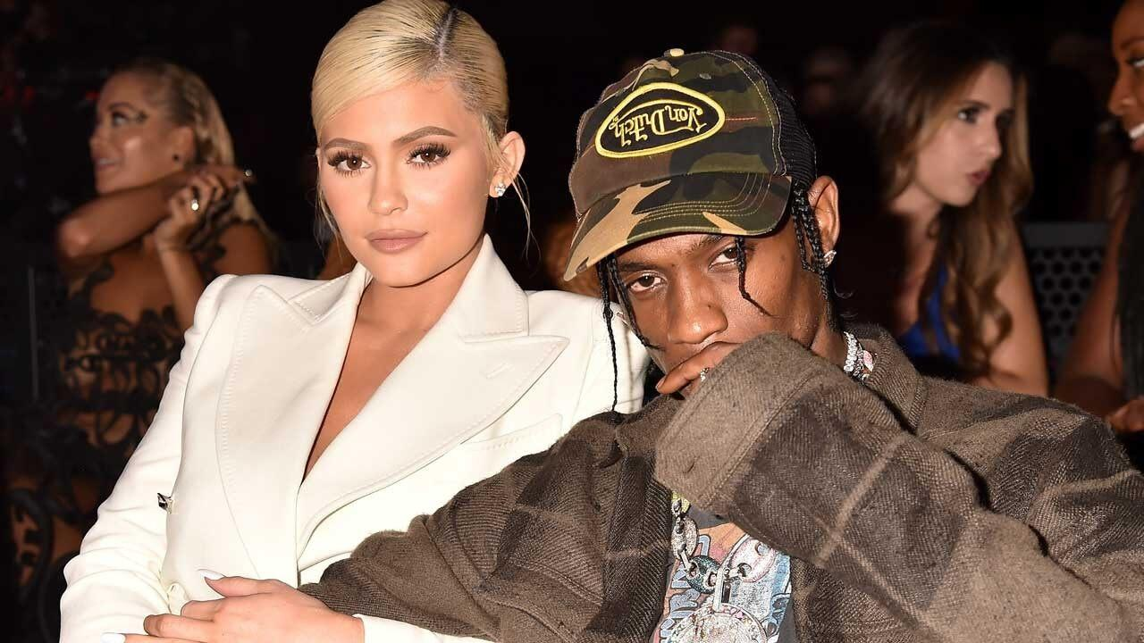 Travis Scott - Here's What He Thinks Of Marrying Kylie Jenner At This Point!