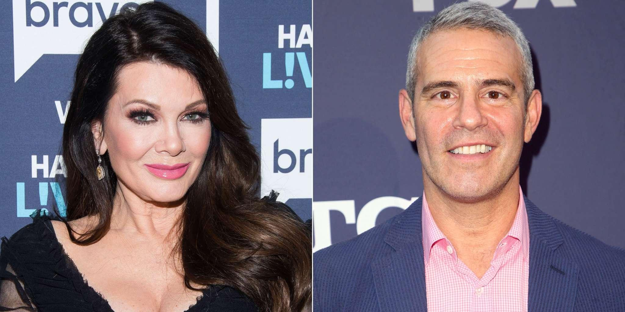Andy Cohen Has High Hopes Lisa Vanderpump Will Come Back To RHOBH One Day - Here's Why!