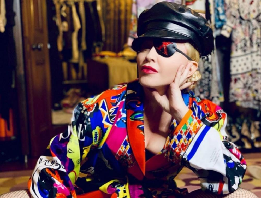 Madonna Covers Vanity Fair Italia — Says Rejection Is What Makes You Grow