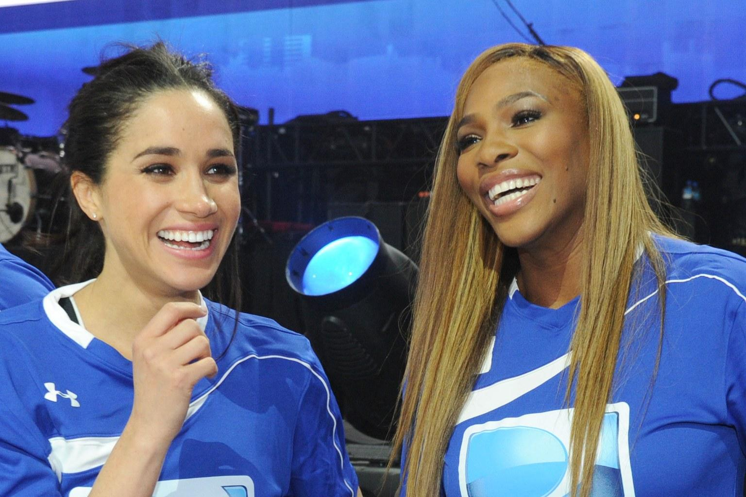 Serena Williams Gushes Over BFF Meghan Markle - She 'Couldn't Be A Better Friend'