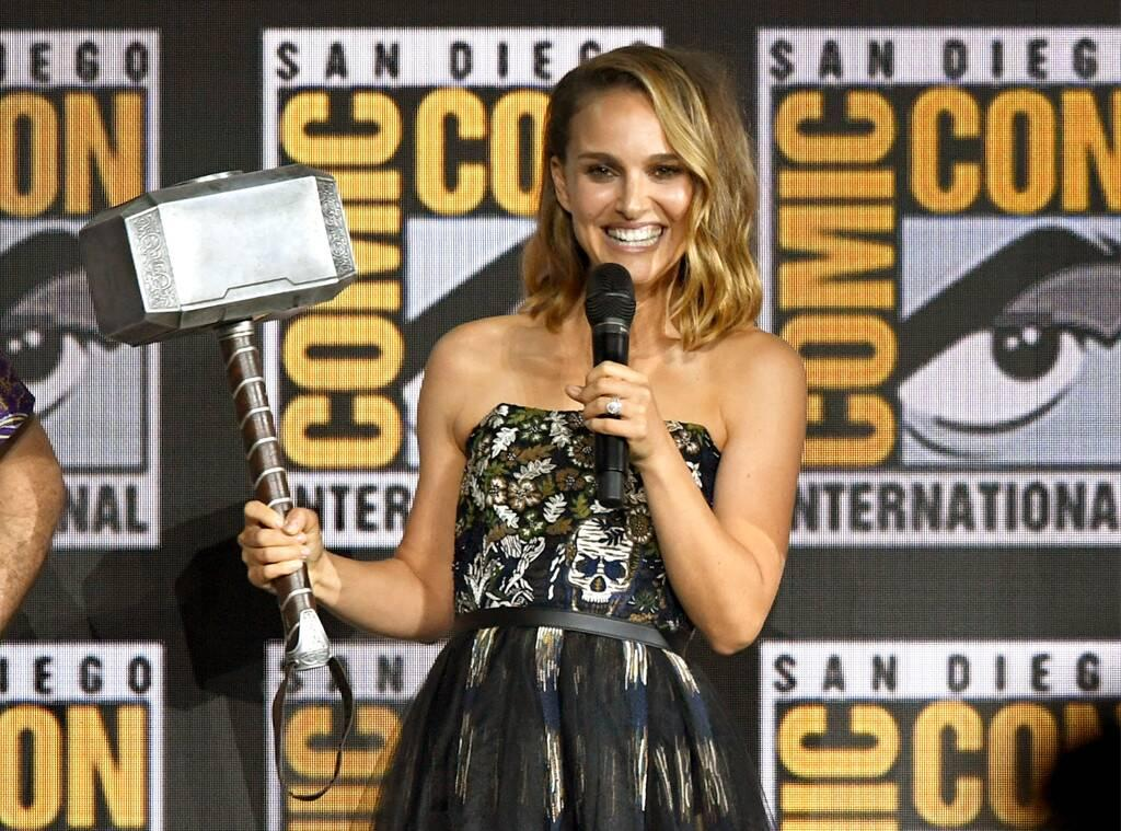 Natalie Portman Will Portray The Female Thor In The Fourth Installment Of The Marvel Movies