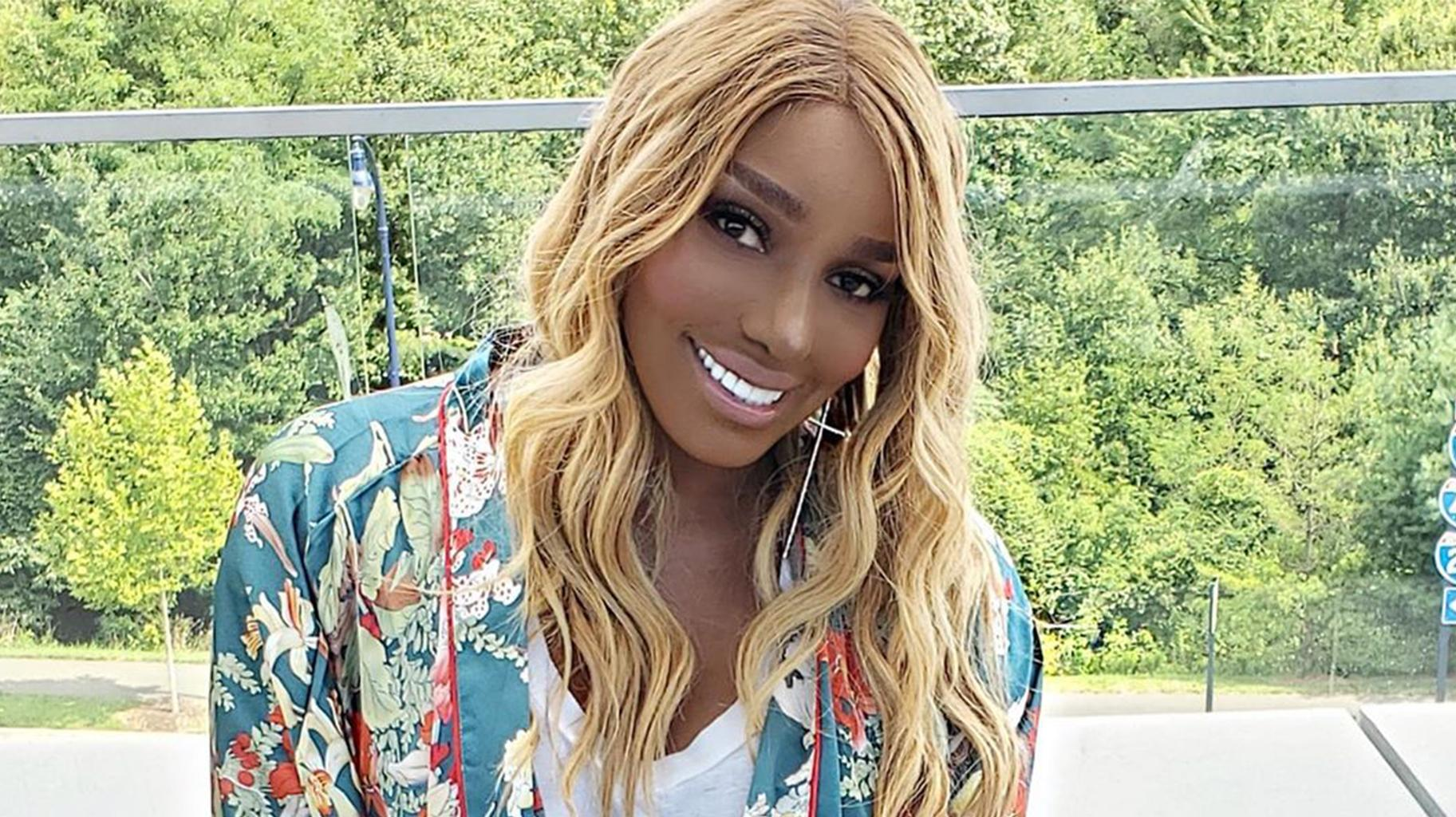 NeNe Leakes Is Into Relationship Topics Lately, But She Tells Fans Not To Worry Because She And Gregg Leakes Are Good