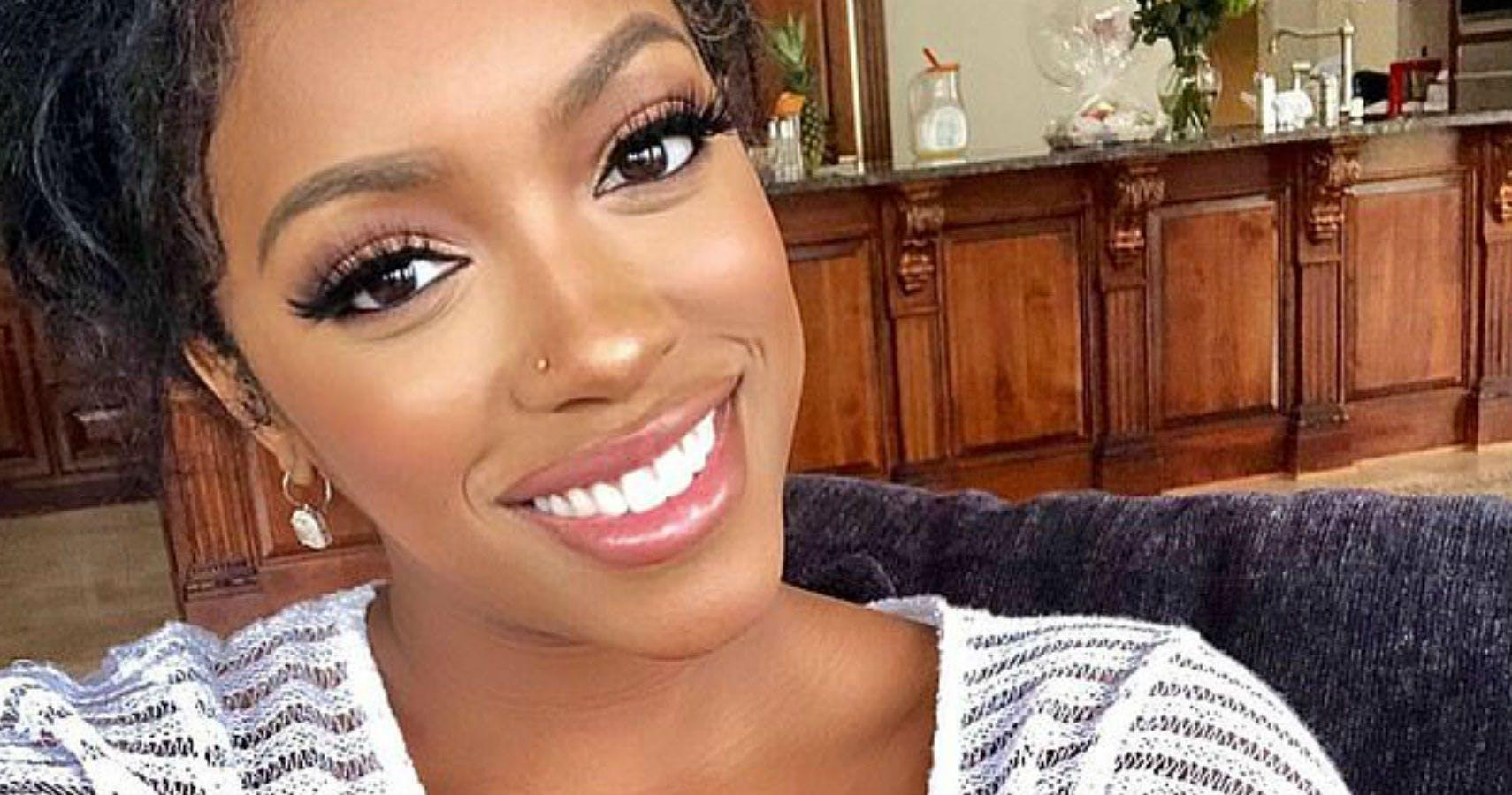 Porsha Williams Posts Cute And Funny Pic Of 'Baby Boss' PJ!