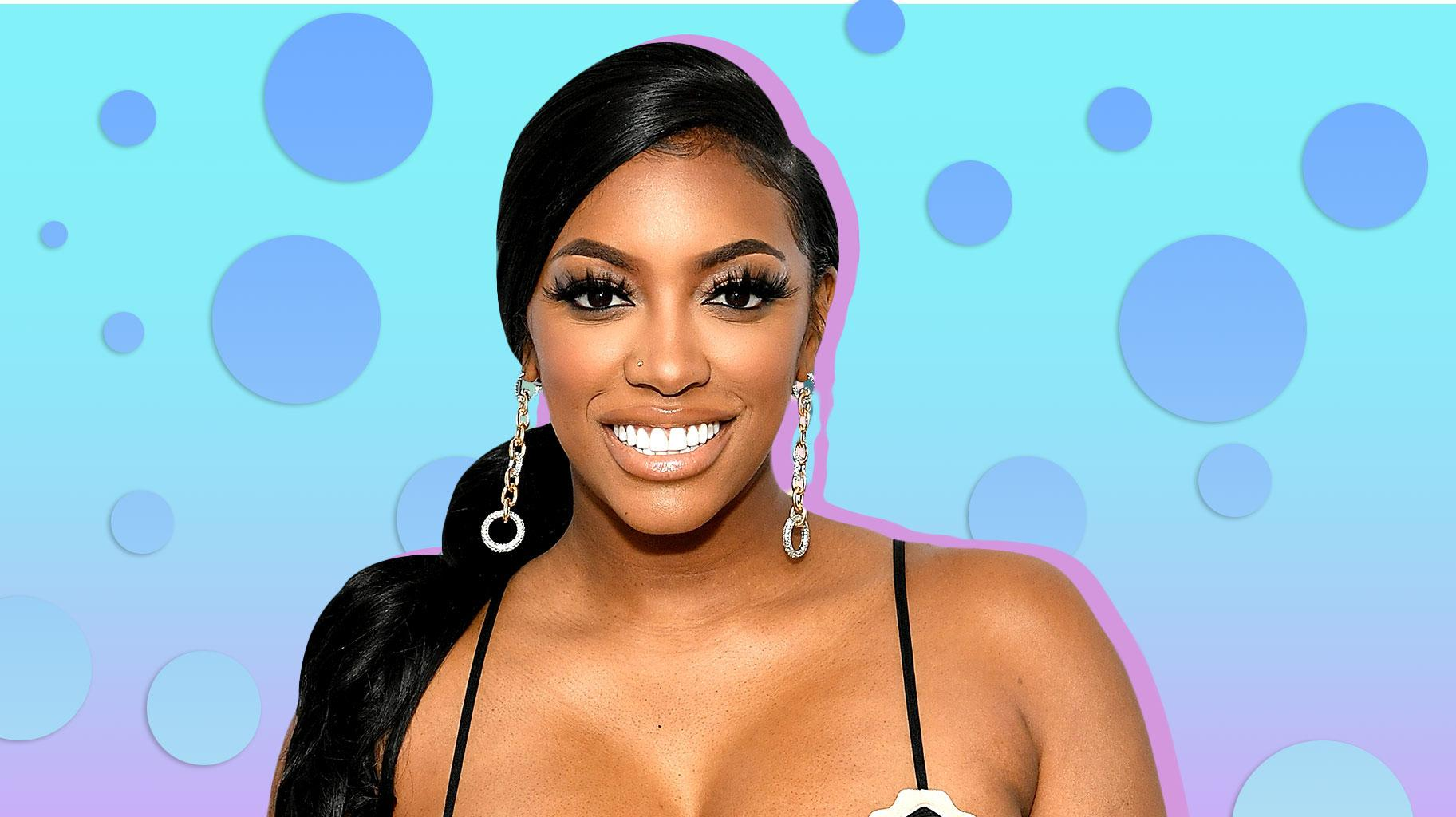 Porsha Williams Suggests That She's Healing And Starting Over Following The Drama With Dennis McKinley And The Cheating Accusations