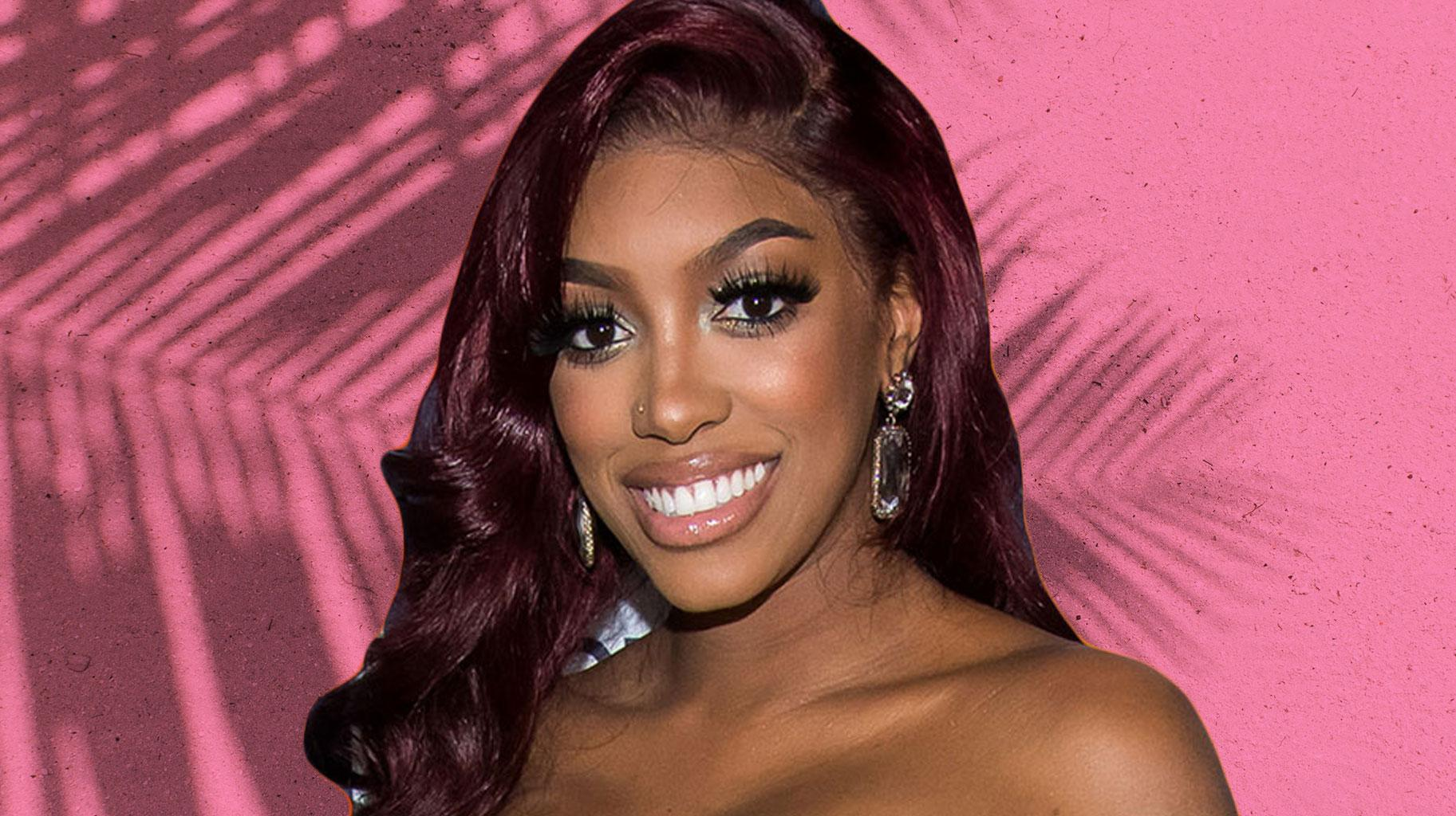 Porsha Williams Looks Gorgeous In A Photo With Her Sister, Lauren Williams And Her Pal, Shamea Morton
